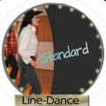 line-dance-trainerin Simone Breitzke