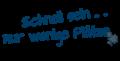 Logobild:schnell sein